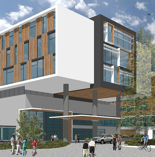 Lions Gate Hospital Redevelopment Gets Approved